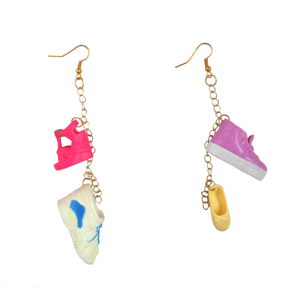 SOLD OUT FaKe WoRlD Barbie Shoe Earrings