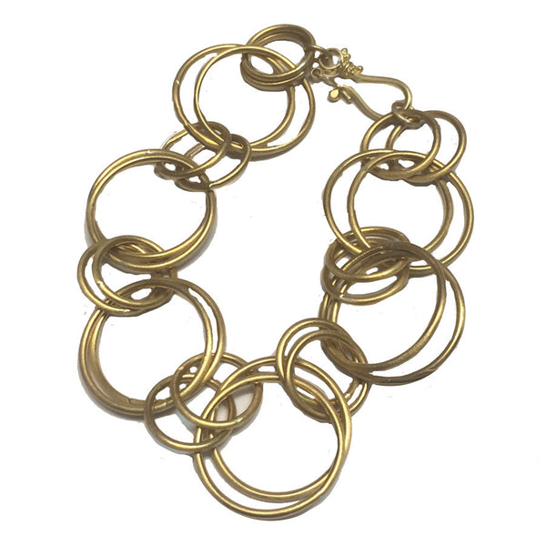 Jan's Signature Bracelet in 22k