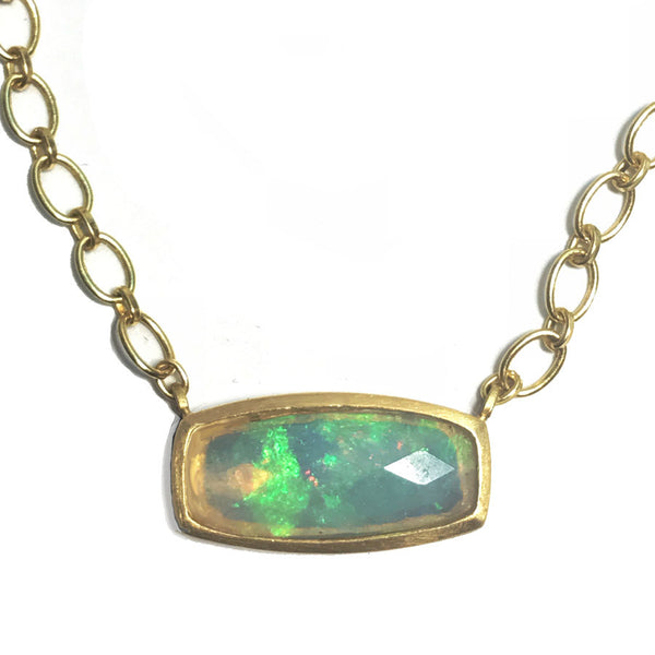 22k Opal Theresa Necklace