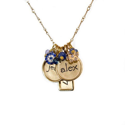 The Original ACL Charm Necklace