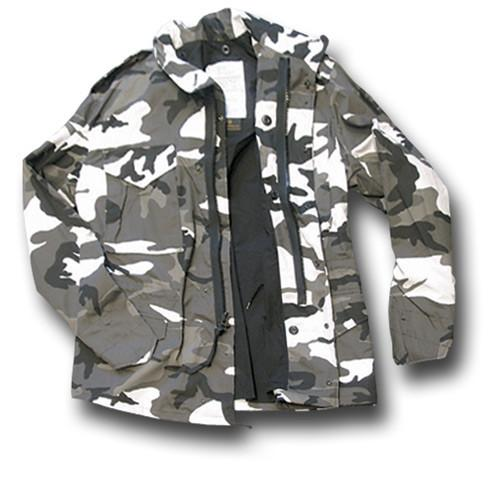 ALPHA M65 COMBAT JACKET - URBAN