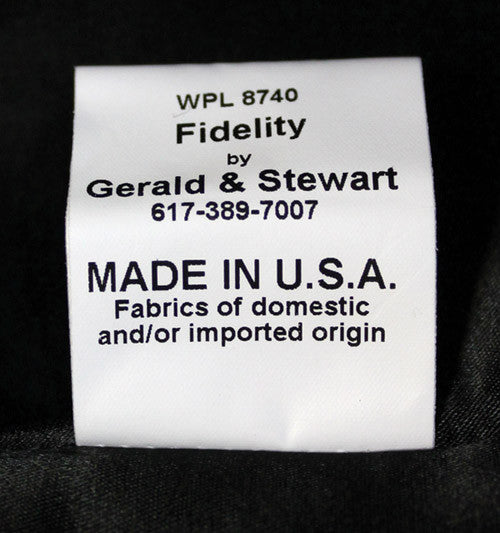USA NAVY PEA COAT, USA-MADE - Silvermans  - 8