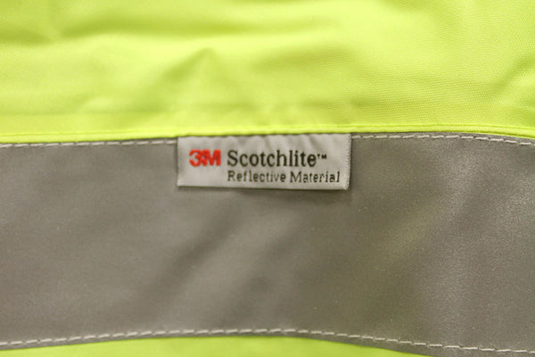 POLICE TRAFFIC HI VIS JACKET - 3M SCOTCHLITE
