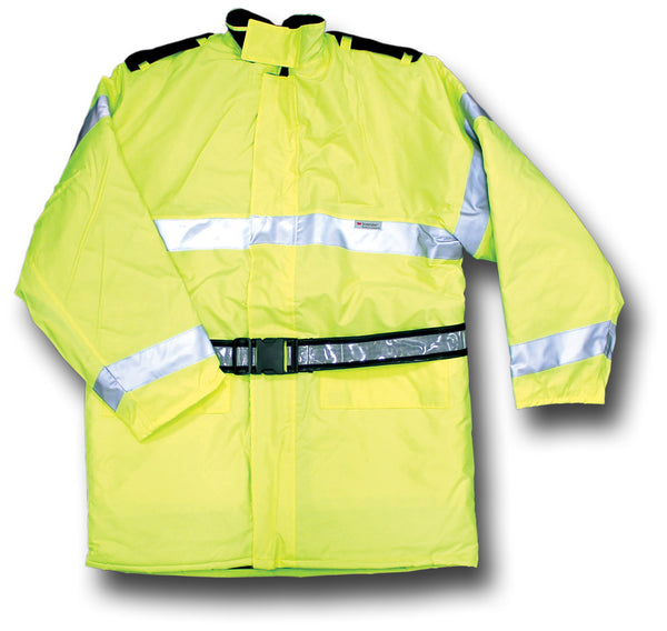 POLICE TRAFFIC HI VIS JACKET