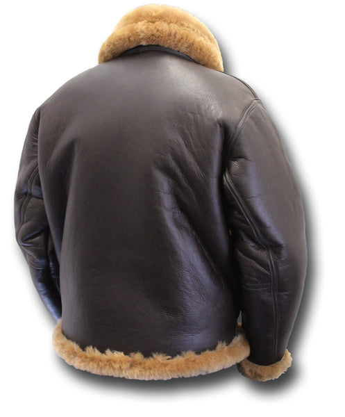 RAF WW2 SHEEPSKIN FLYING JKT - - Silvermans  - 2