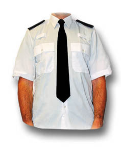 SHORT SLEEVE POLICE SHIRT