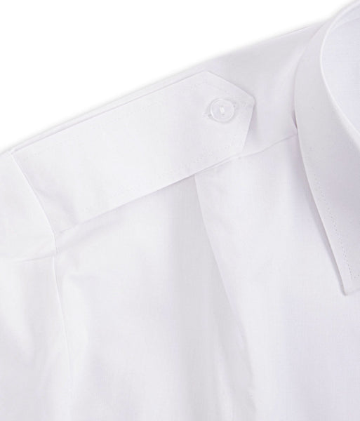 SHORT SLEEVE SECURITY SHIRT - EPAULETTE