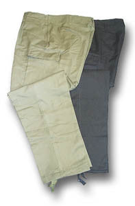 GERMAN PARA TROUSERS - Silvermans