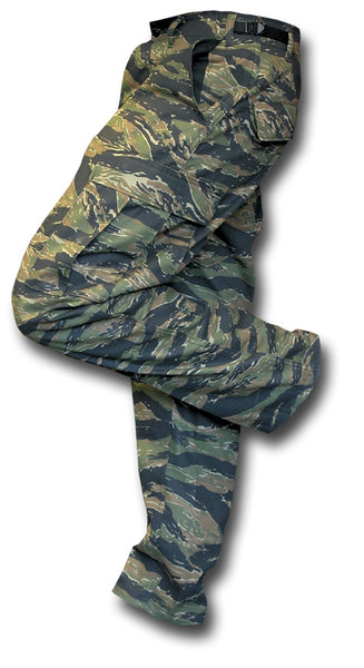 BDU USA COMBAT TROUSERS CAMMO