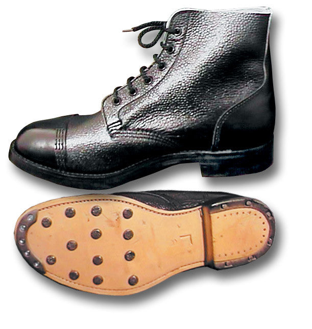 Sanders Ammo Boots Silvermans