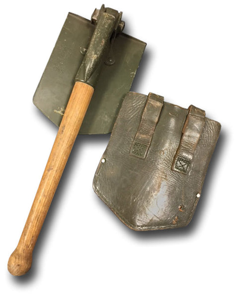 GERMAN FOLDING SHOVEL