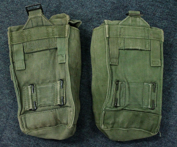 1944 PATTERN L&R AMMO POUCHES - Silvermans  - 2