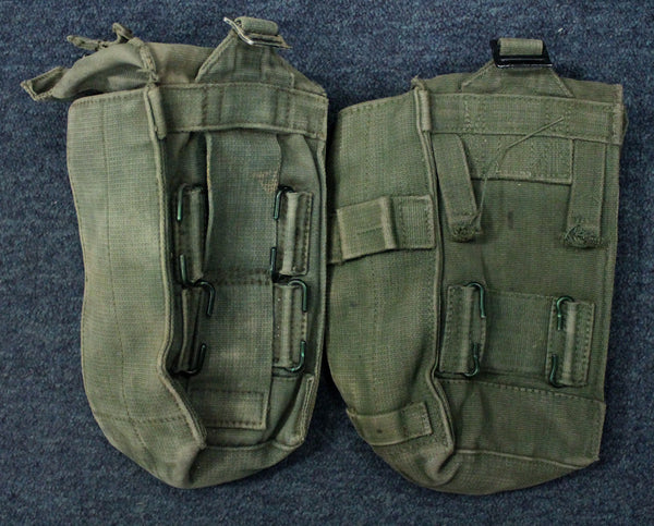1944 PATTERN L&R AMMO POUCHES - Silvermans  - 3