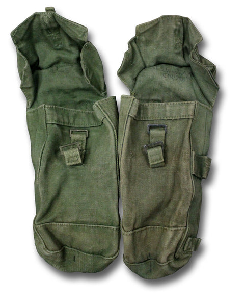 1944 PATTERN L&R AMMO POUCHES - Silvermans  - 1