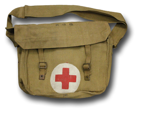 1937 PATTERN MEDICS HAVERSACK - Silvermans