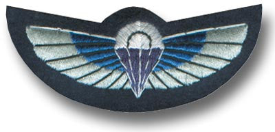 SAS CLOTH WINGS - Silvermans  - 2