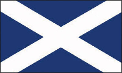 NYLON SCOTTISH STANDARD FLAG