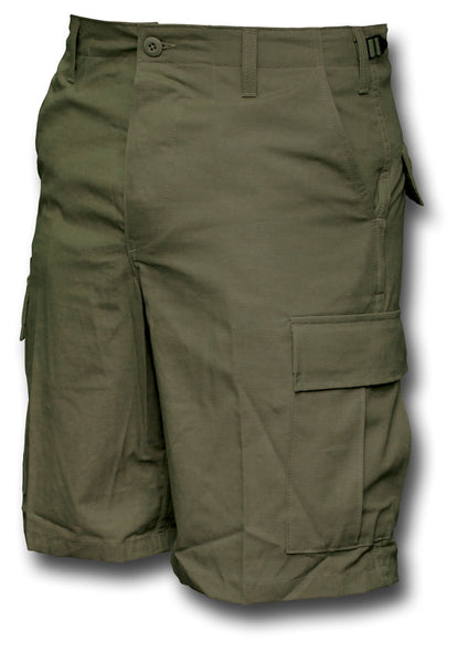 BDU USA SHORTS - GREEN