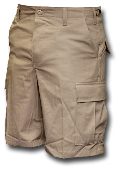 BDU USA SHORTS - SAND