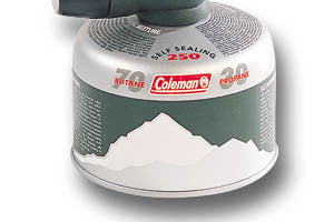 250 COLEMAN BUTANE CARTRIDGE - Silvermans  - 2