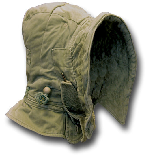 BRITISH ARMY PARKA HOOD