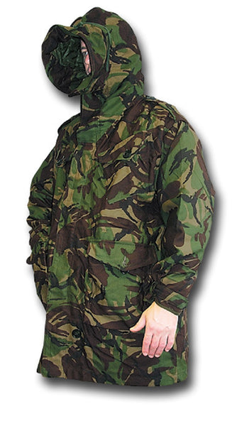Dpm Falklands Parka With Hood Silvermans