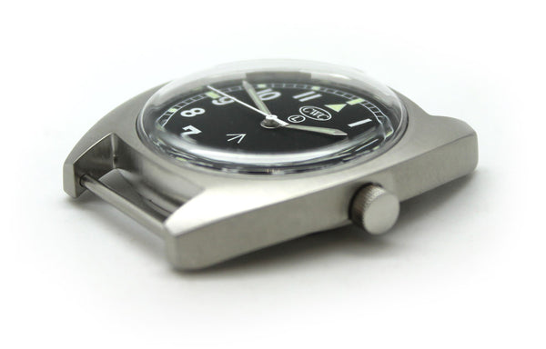 CWC T20 QUARTZ WATCH - SIDE
