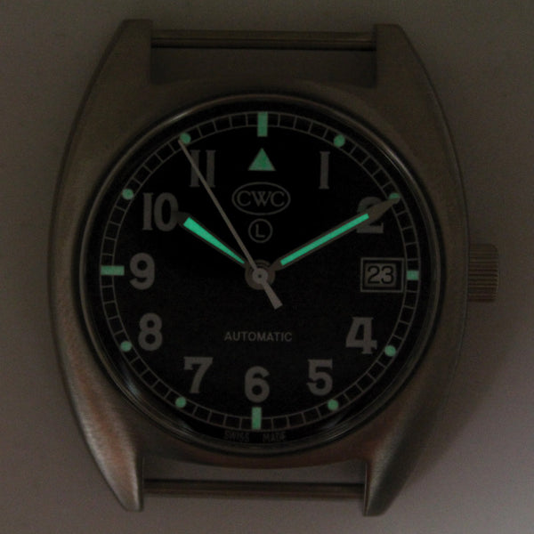 CWC 1970s GS AUTOMATIC WATCH - GLOW