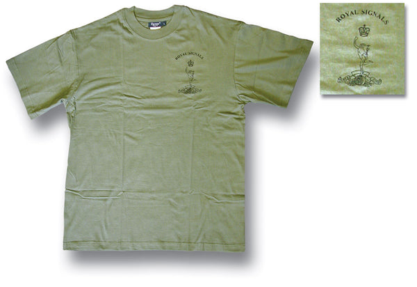 ROYAL SIGNALS T/SHIRT - Silvermans  - 2