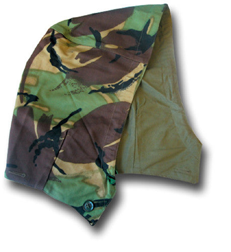 DPM COMBAT HOOD OLD PATTERN - Silvermans  - 2