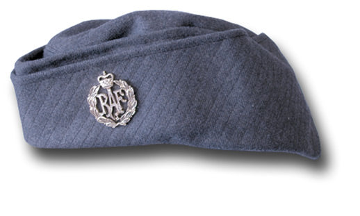 WRAF SD CAP WITH BADGE