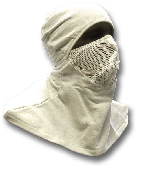ANTI FLASH FIREPROOF HOOD 80s - Silvermans