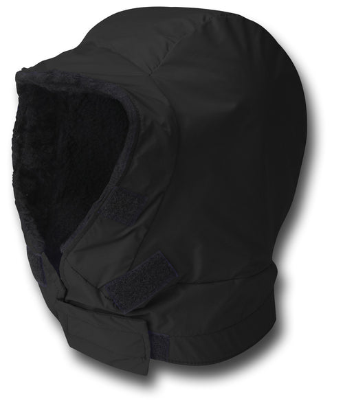 BUFFALO DP HOOD - BLACK