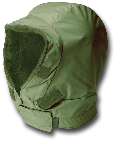 BUFFALO DP HOOD - GREEN