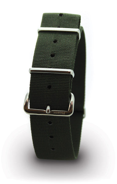 PHOENIX NATO ISSUE WATCH STRAP - GREEN