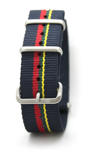 CWC REGIMENT WATCH STRAP - ROYAL MARINES