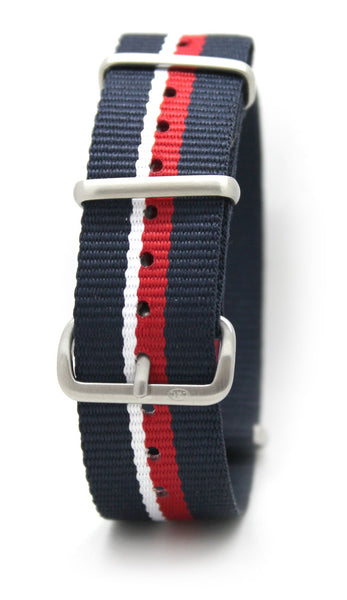 CWC REGIMENT WATCH STRAP - ROYAL NAVY