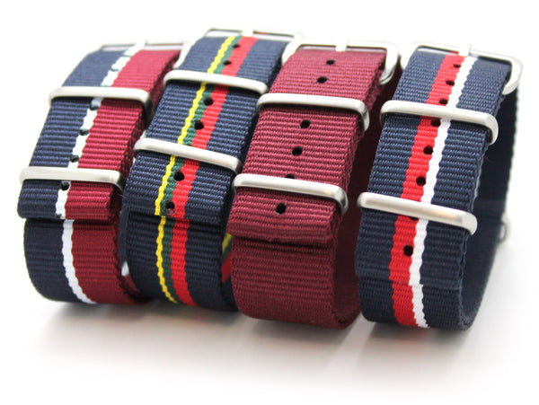 CWC REGIMENT WATCH STRAPS