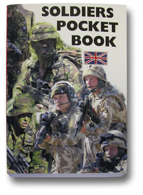 SOLDIERS POCKET HANDBOOK - Silvermans  - 2