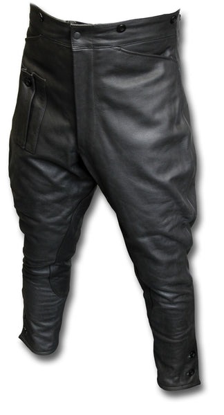DESPATCH RIDER BREECHES BLACK