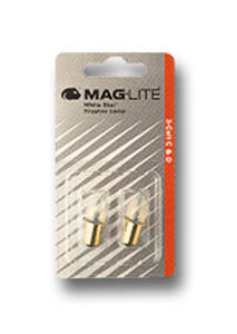 D CELL MAGLITE BULBS