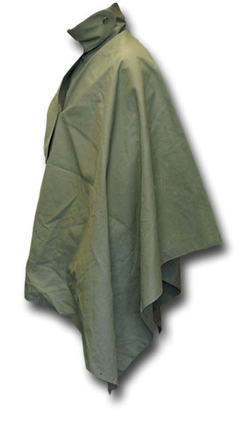 CIRCA 50s GROUNDSHEET CAPE - Silvermans  - 2