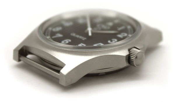 CWC GS SAPPHIRE WATCH STAINLESS STEEL - Silvermans  - 4