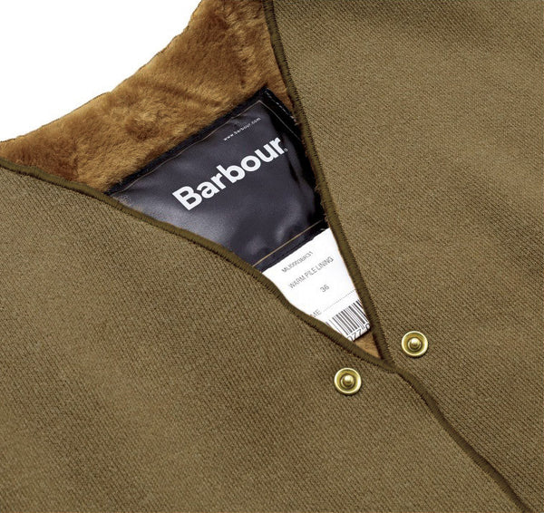 BARBOUR INTERNATIONAL LINER