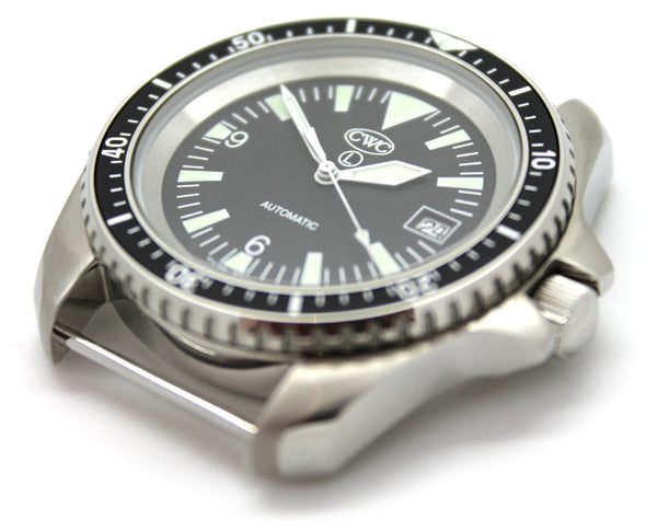 CWC RN AUTO DIVERS WATCH WITH DATE MK.2 - SIDE