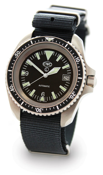 CWC RN AUTO DIVERS WATCH WITH DATE MK.2