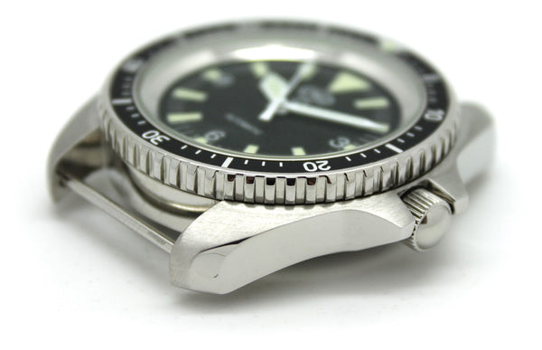 RN AUTO DIVERS WATCH NO DATE - Silvermans  - 3