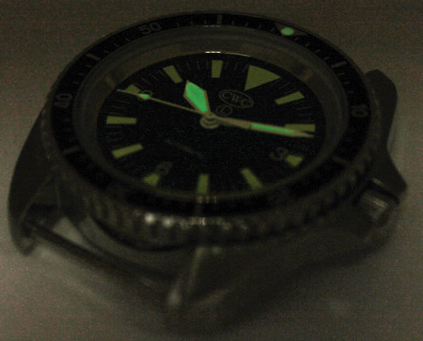 RN AUTO DIVERS WATCH NO DATE - Silvermans  - 6