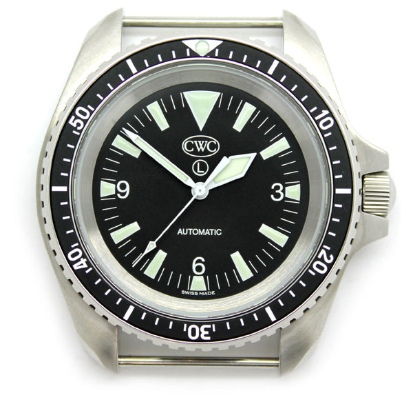 CWC RN AUTO DIVERS WATCH MK.2 - FRONT