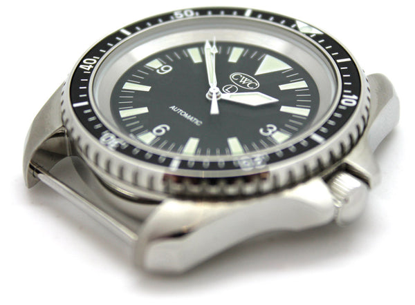 CWC RN AUTO DIVERS WATCH MK.2 - SIDE